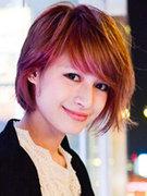 街拍日本软妹子时尚发型图片[8P]