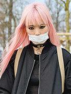 粉色头发怎样染 粉色头发图片[4P]