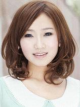 最时尚荷叶头短发发型图[8P]