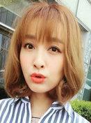 吴昕最新发型图片 短发还是长发好看[7P]