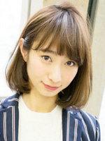 女生方脸合适甚么短发发型[8P]