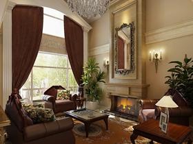 华丽典雅欧式别墅设计装潢展示