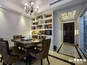 浪漫温馨简欧风格两居装修案例