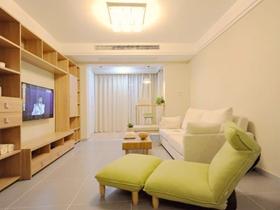 日式简约休闲两居装修效果图展示