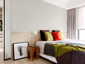 雅致現代兩居裝修設計欣賞