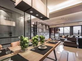 日式简约三居装修案例欣赏