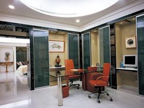 三代同堂混搭风格温馨四居室装潢案例