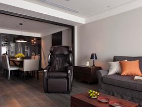 古典美式两居装修设计