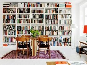 清新簡歐風格二居室設計