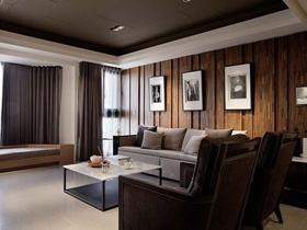 典雅独特现代中式三居装修