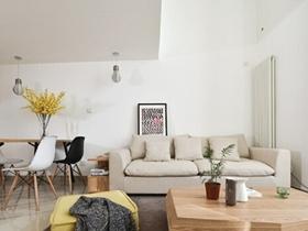 現代宜家風格二居室設計