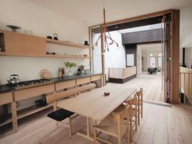 宜家風復式家居裝修效果圖