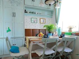 地中海風格二居室裝修
