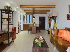 新古典風格一居室住房裝修效果圖