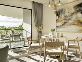 现代风格简约三居室设计