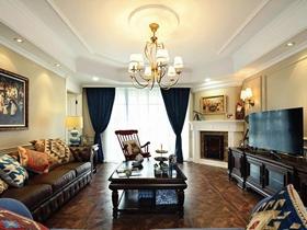 欧式浪漫二居装修设计