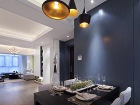 现代风格简约三居室设计效果图