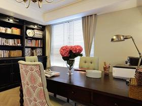 美式四居室家居装饰设计效果图