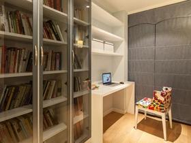 溫馨簡約四居室設計效果圖