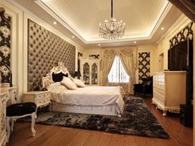 新古典风格别墅家居装饰效果图