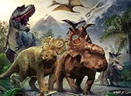 高清恐龍壁紙兇猛霸氣