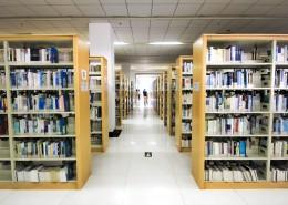 整洁安静的图书馆图片_13张