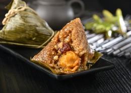 美味好吃的端午节粽子图片_10张