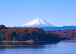 日本富士山圖片_14張