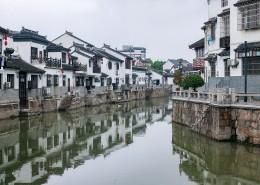江南古镇建筑图片_19张