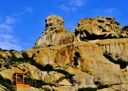 新疆北疆跌宕起伏的山脈自然風景圖片_11張