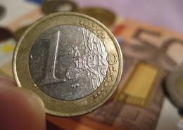欧元硬币图片_15张