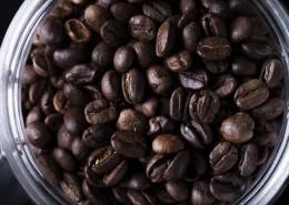咖啡和咖啡豆图片_9张
