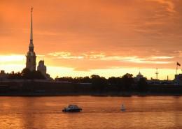 俄罗斯圣彼得堡风景图片_9张