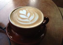 優美的咖啡拉花圖片_13張