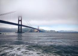 美国旧金山金门大桥风景图片_10张