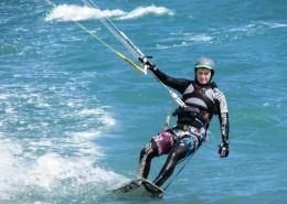 有趣的风筝冲浪图片_15张
