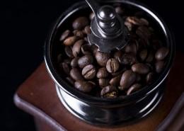 味道浓郁的咖啡豆图片_16张