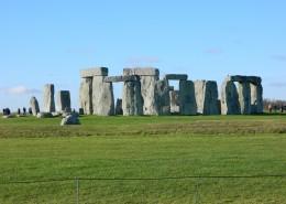 英国巨石阵图片_14张