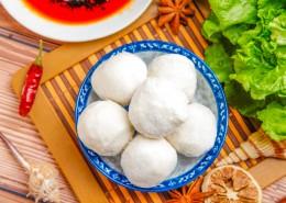 美味好吃的火锅食材图片_12张