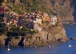 意大利五渔村风景图片_11张