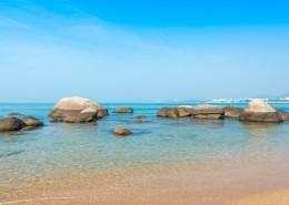 海南三亚海边风景图片_13张