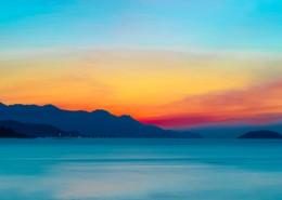 美丽的海景图片_11张