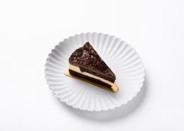 切块的慕斯蛋糕图片_11张