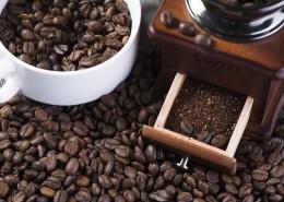 咖啡豆图片_10张