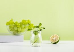 夏日葡萄柠檬图片_9张