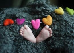 婴儿的小脚丫图片_10张