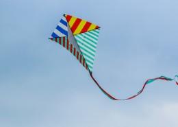 天空中的風箏圖片_10張