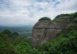 江西龙南县小武当山风景图片_10张