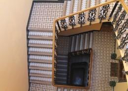 独特的旋转楼梯图片_14张