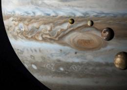 體積碩大的木星圖片_9張